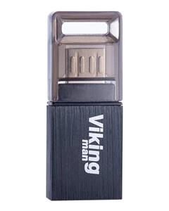 Viking Man VM107K OTG USB 2.0 Flash Drive 8GB